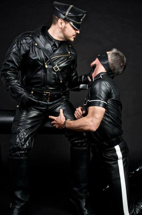 China europe style for gay leather
