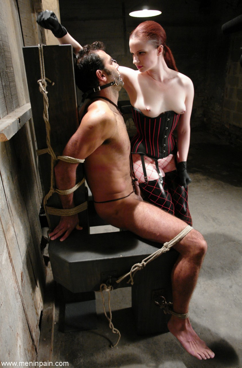 Femdom with claire adams