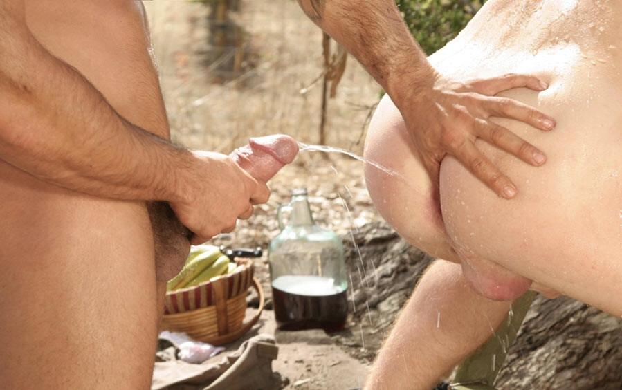 Free Gay Outdoor Pissing