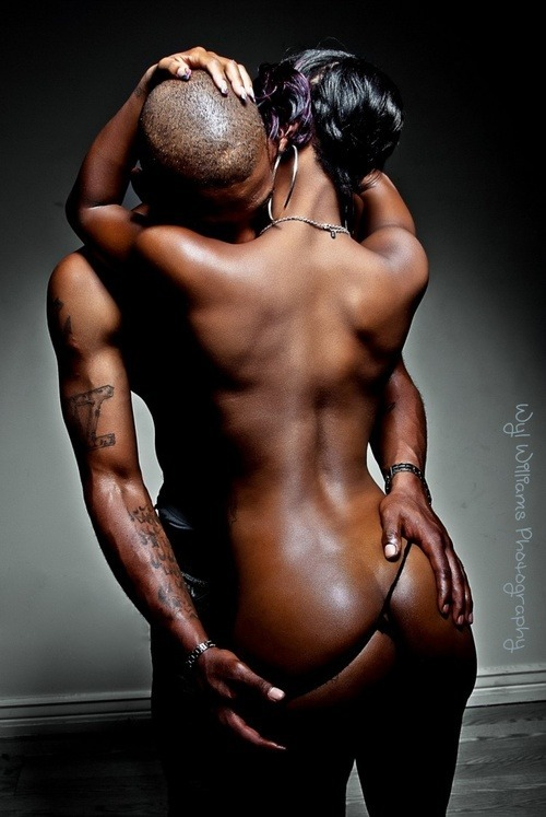 Sexy sexual black naked couple images