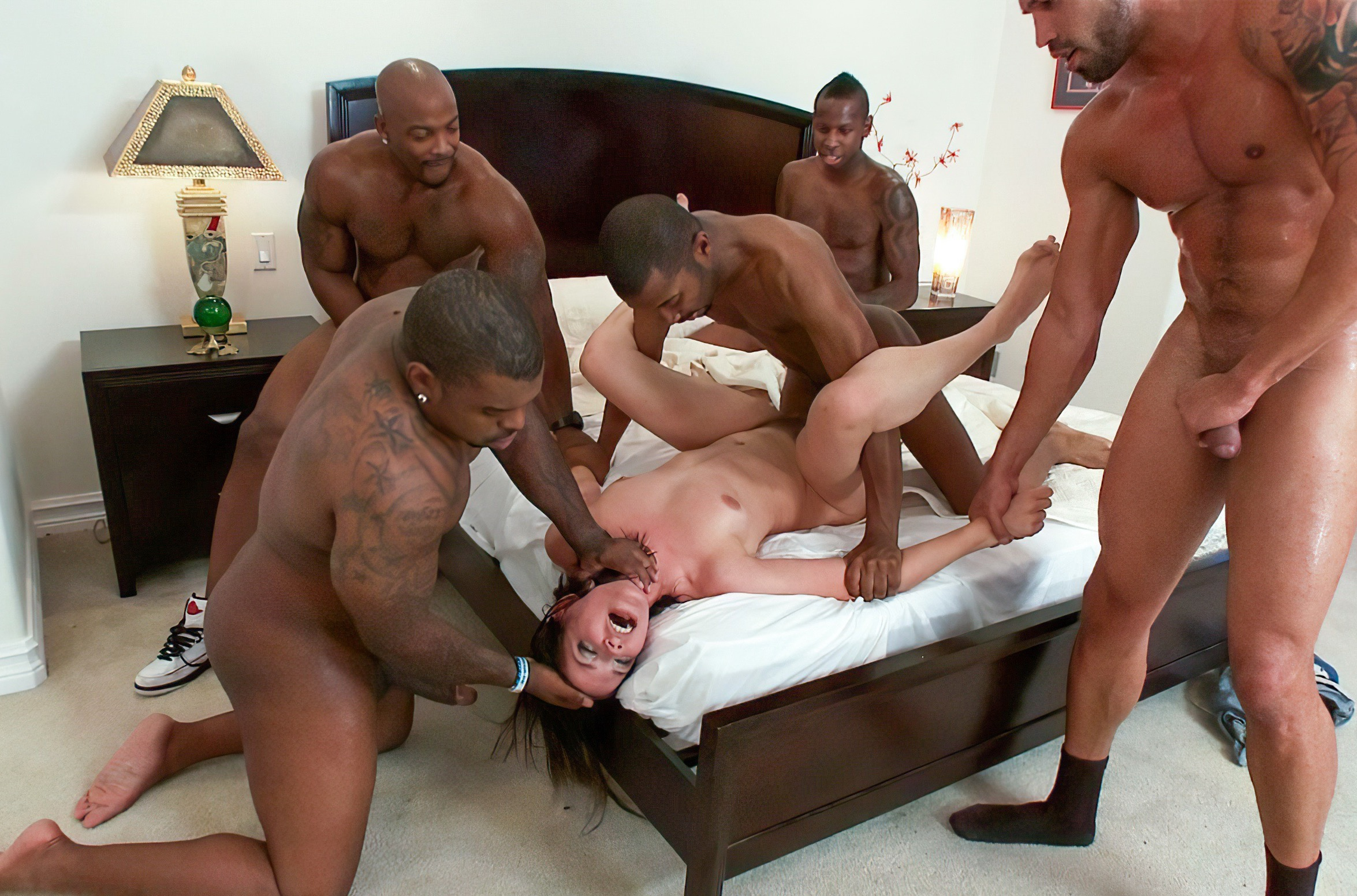 Old Men Group Pussy Sucking Of Japanese Hd