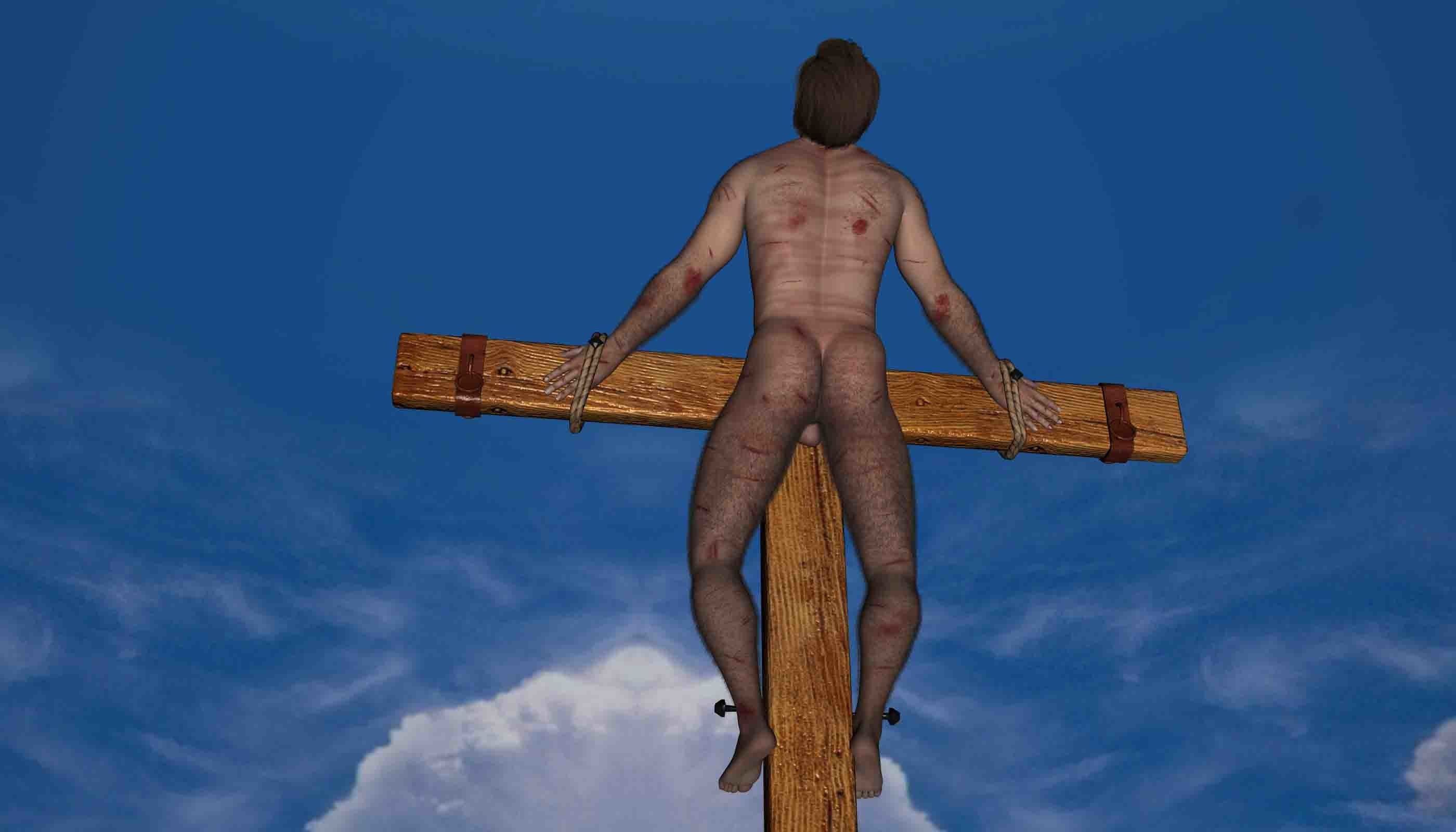 Stories of sexual crucifixion
